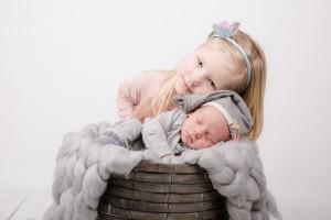 Geschwisterfoto