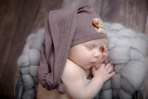 Neugeborenenfoto